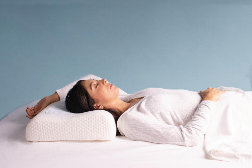 Almohada memory con gel cervical–ortopedica 19