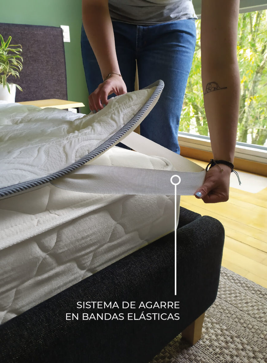 Nuvola pillow topper 5 1