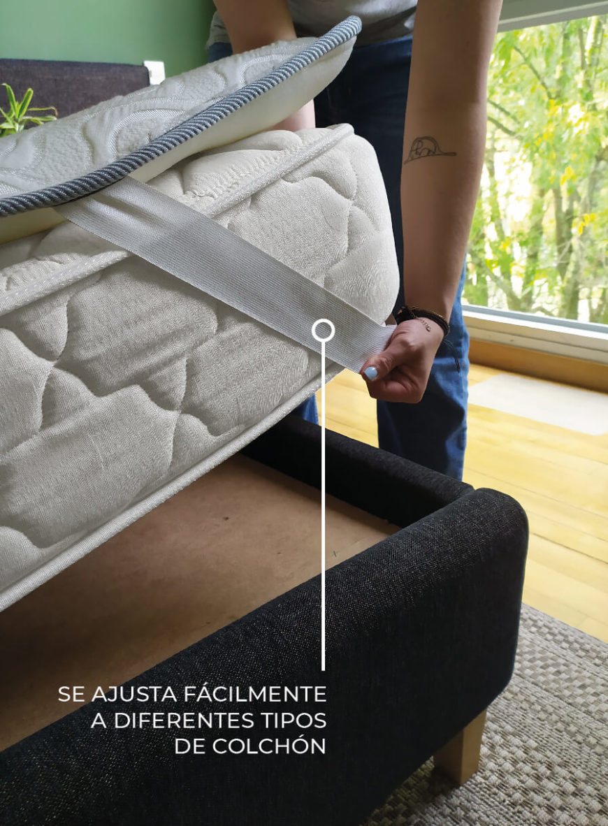 Nuvola pillow topper 6 1