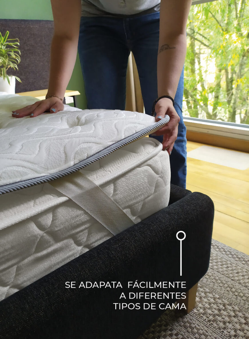 Nuvola pillow topper 7 1
